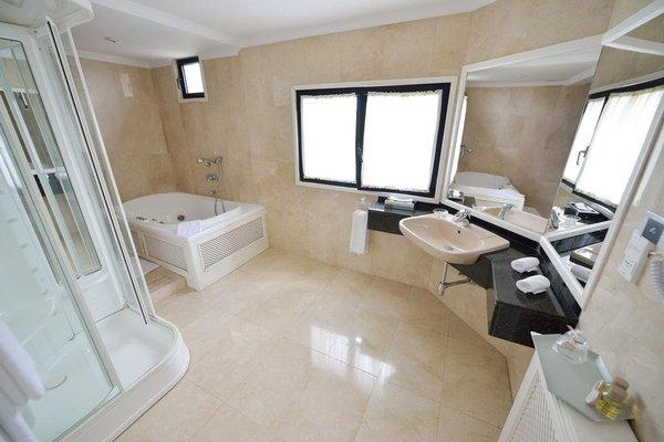 Hotel Escuela Santa Brigida - фото 8