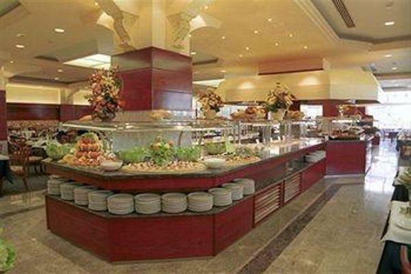 Bandama Golf Hotel - фото 13