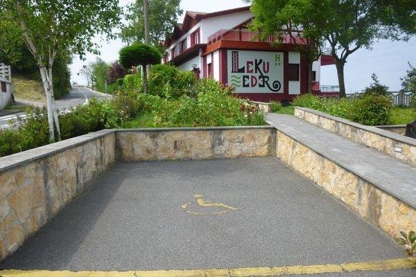 Hotel Leku Eder - фото 18