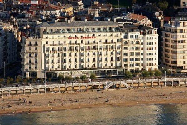Hotel de Londres y de Inglaterra - фото 22