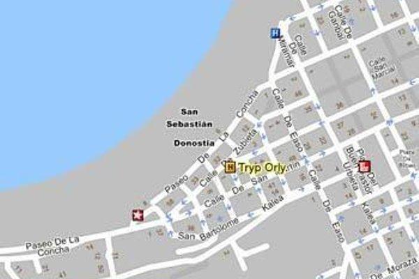 Hotel Tryp San Sebastian Orly - 21