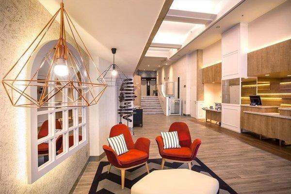 Hotel Tryp San Sebastian Orly - 8