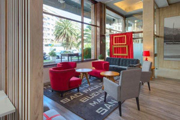 Hotel Tryp San Sebastian Orly - 9