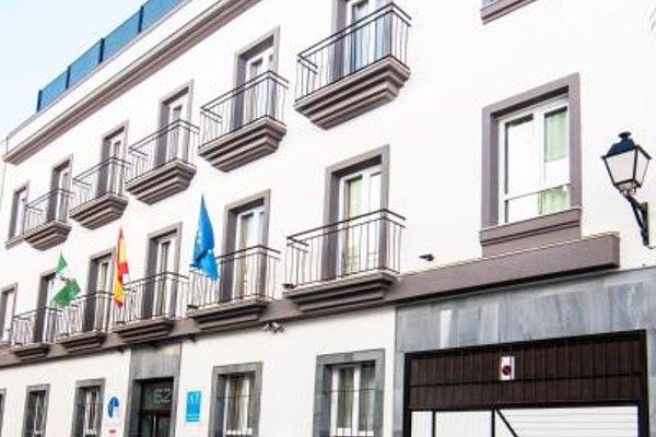 Apartamentos Plaza de la Luz Cadiz - фото 50