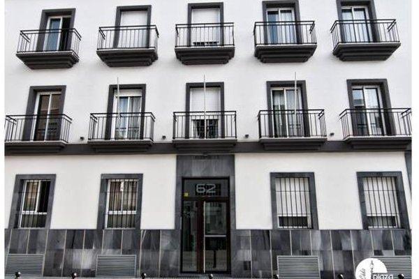 Apartamentos Plaza de la Luz Cadiz - фото 23