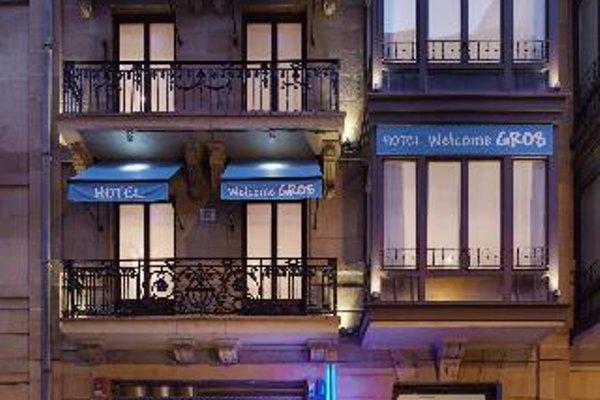 Welcome Gros Hotel y Apartamentos - фото 21