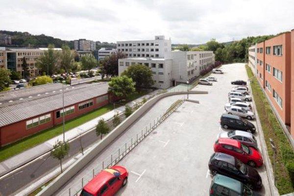 Residencia Universitaria Manuel Agud Querol - фото 21