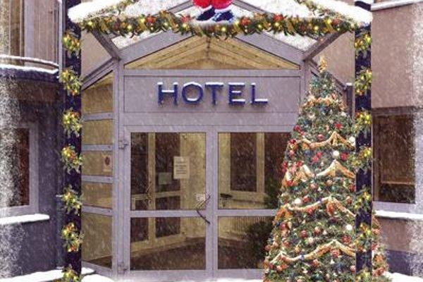 LeoMar Flatrate Hotel - фото 23