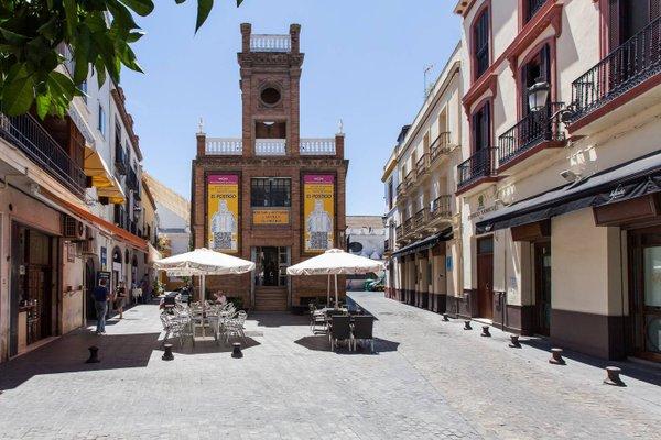 Apartamento Turistico Cathedral House Sevilla - фото 18