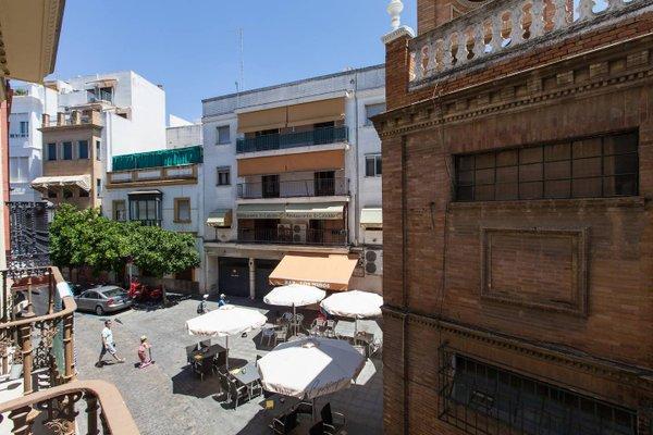 Apartamento Turistico Cathedral House Sevilla - фото 19
