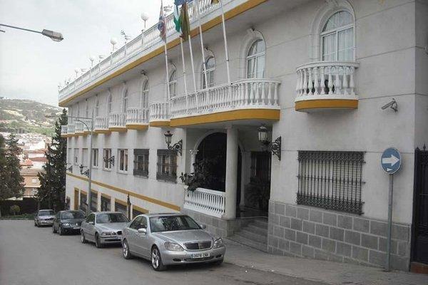 Hotel Hidalgo - фото 15