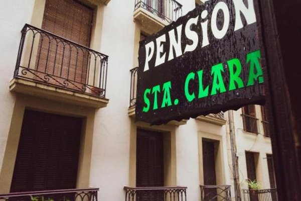 Pension Santa Clara - фото 6