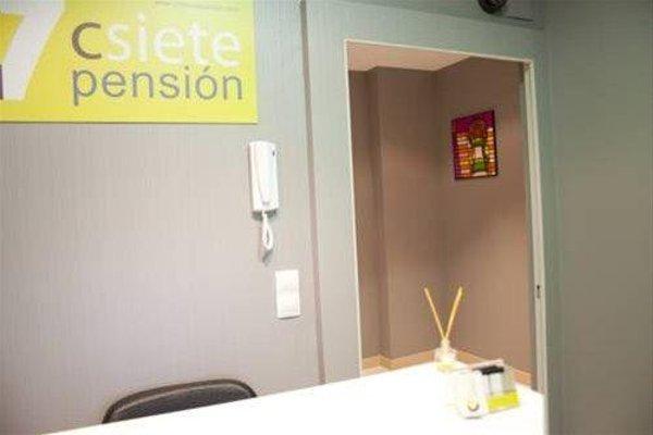 Pension C7 - 8