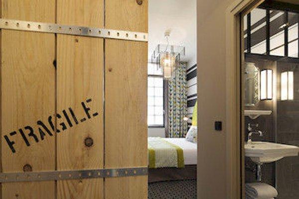 Hotel Fabric - 17