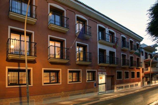 San Pedro Apartamentos - фото 23