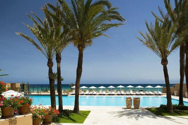 Hotel Guadalmina Spa & Golf Resort - фото 50