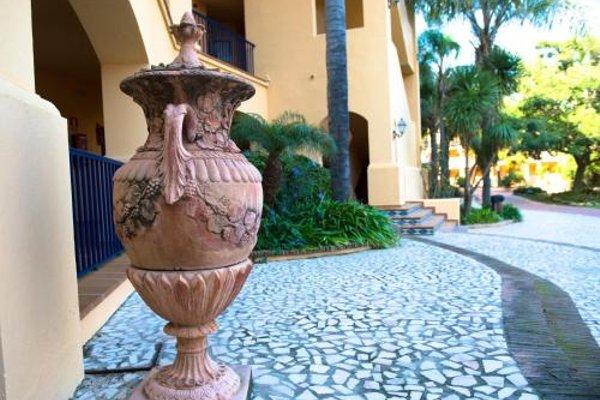 Hotel Guadalmina Spa & Golf Resort - фото 21