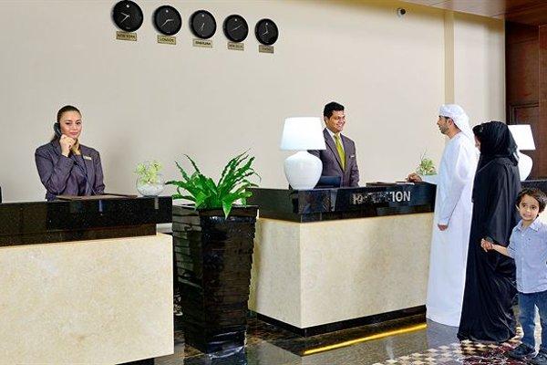Copthorne Hotel Sharjah - фото 11