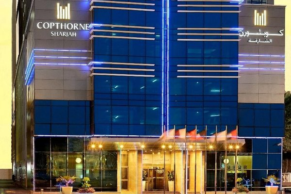 Copthorne Hotel Sharjah - фото 22