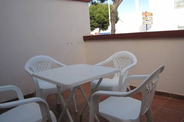 Hotel-Apartamento Carolina y Vanessa - фото 10