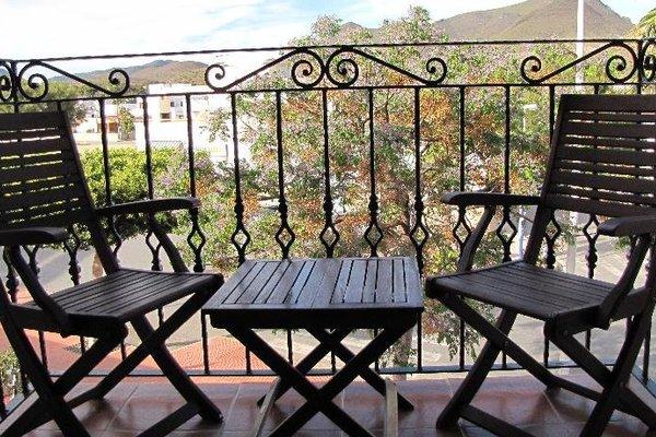 Hotel-Apartamento Carolina y Vanessa - фото 11