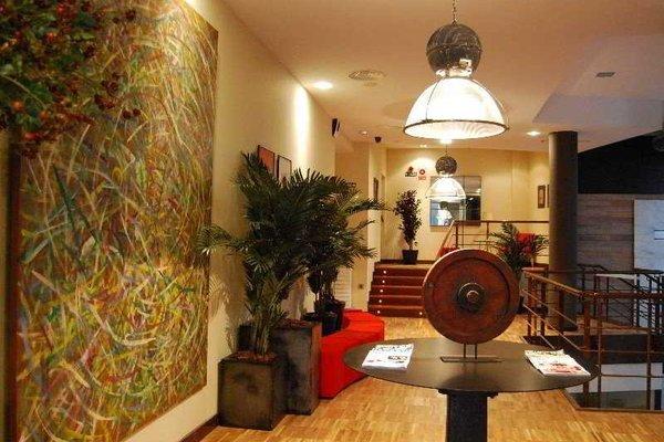 Isabel De Farnesio Hotel And Spa - фото 12