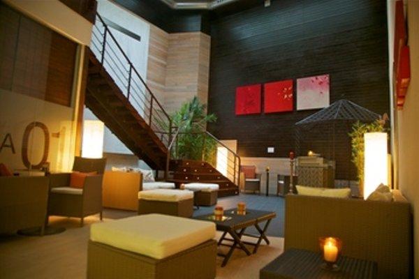 Isabel De Farnesio Hotel And Spa - фото 14