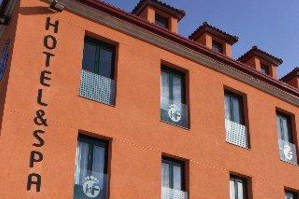 Isabel De Farnesio Hotel And Spa - фото 21