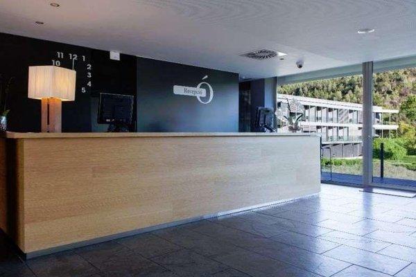Отель Mon Sant Benet - 17