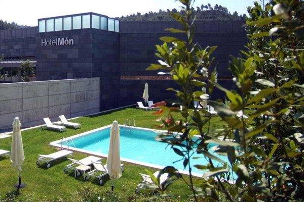 Отель Mon Sant Benet - 20