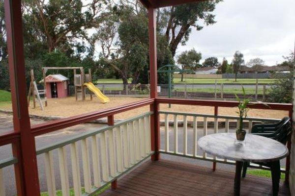 Warrnambool Motel and Holiday Park - фото 13