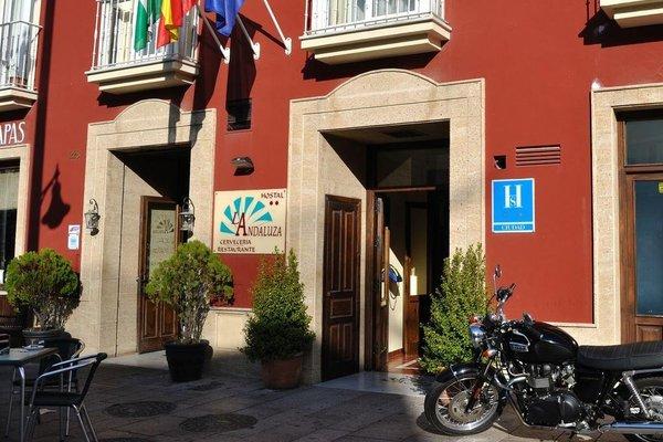 Hostal La Andaluza - фото 15