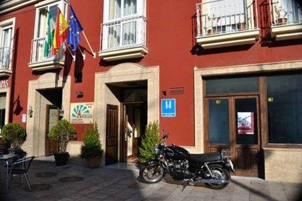 Hostal La Andaluza - фото 16