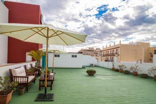 Hostal La Andaluza - фото 17
