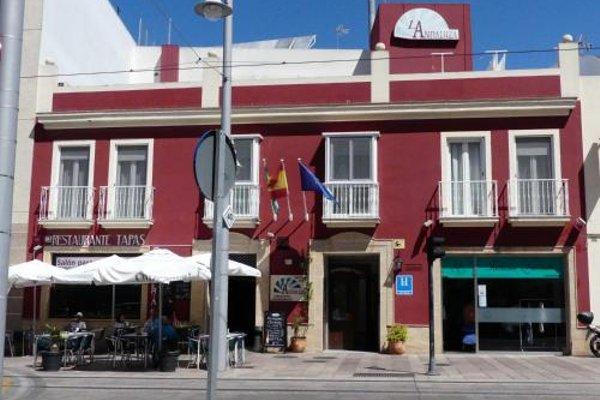 Hostal La Andaluza - фото 19