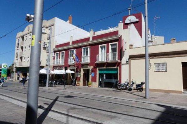 Hostal La Andaluza - фото 21
