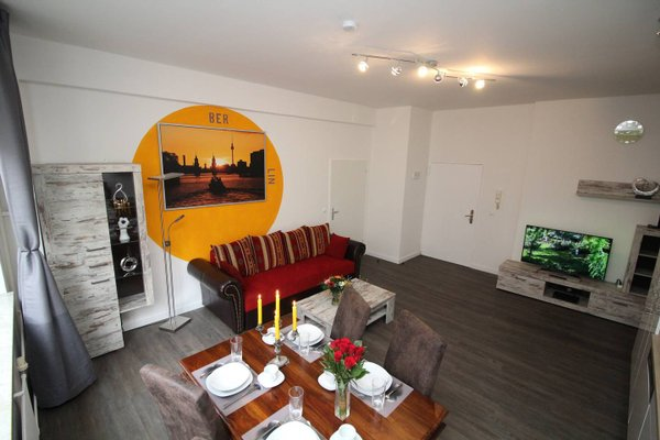 Apartments Schoneberg - фото 15