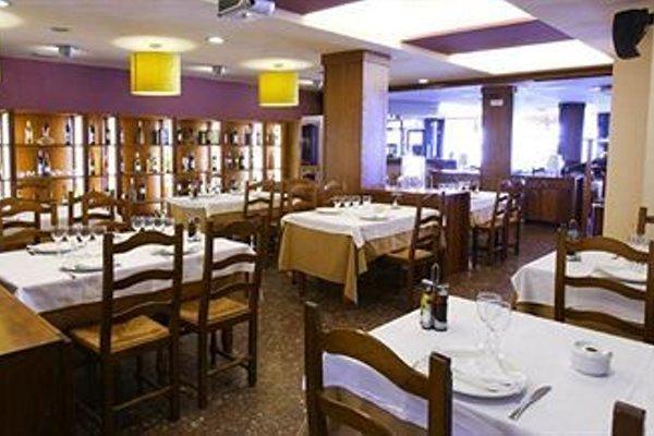 Hotel Restaurant Sant Pol - фото 11
