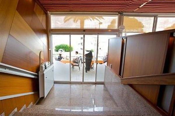 Hotel Restaurant Sant Pol - фото 13