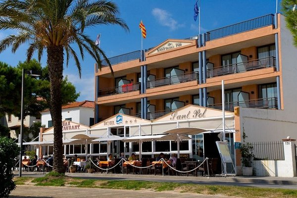 Hotel Restaurant Sant Pol - фото 23