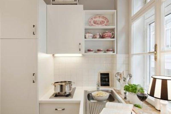 Chez Cliche Serviced Apartments - Naglergasse - фото 13