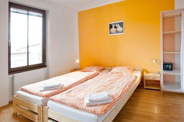 Orange & Yellow Apartments - фото 15