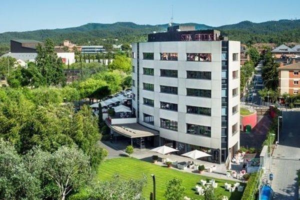 Hotel Sant Cugat - фото 22