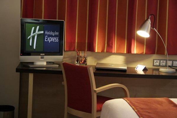 Holiday Inn Express Sant Cugat - фото 12