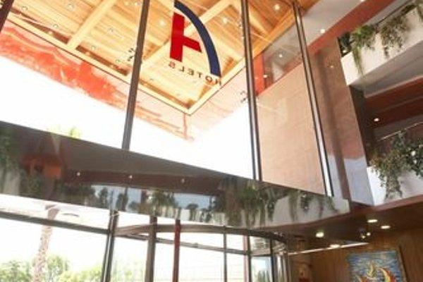 Отель FrontAir Congress - фото 10