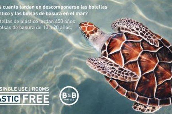 B&B Hotel Girona 3 (ех. Holiday Inn Express Girona) - фото 16