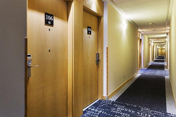 B&B Hotel Girona 3 (ех. Holiday Inn Express Girona) - фото 17
