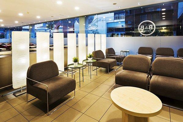 B&B Hotel Girona 3 (ех. Holiday Inn Express Girona) - фото 7