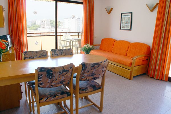 Ohtels Apartamentos Villadorada - фото 13