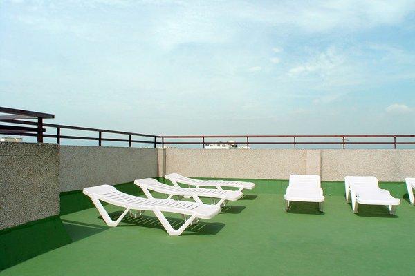 Ohtels Apartamentos Villadorada - фото 19